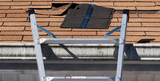 How to Repair Your Own Roof Leak Until You Can Afford a Professional Fix