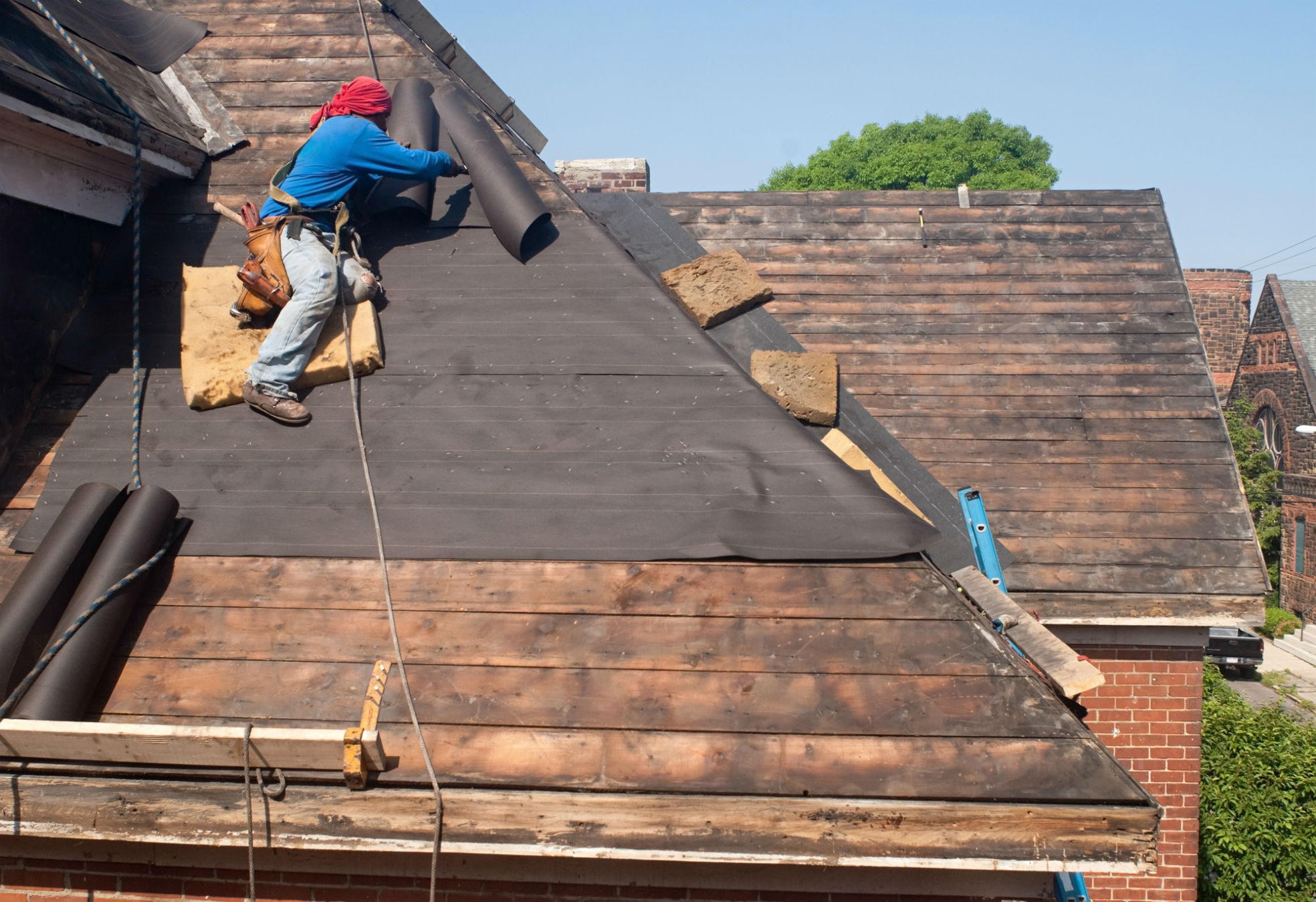 Roof Replacement Contractor Maryland